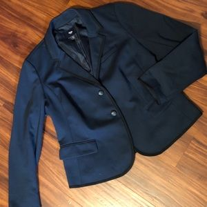 GAP Classic Navy Blazer 🏆